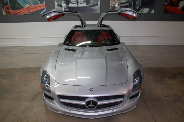 Used 2011 Mercedes-Benz SLS AMG  | Miami, FL n18