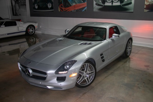 Used 2011 Mercedes-Benz SLS AMG  | Miami, FL n19