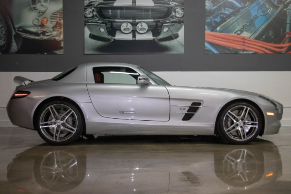 Used 2011 Mercedes-Benz SLS AMG  | Miami, FL n2