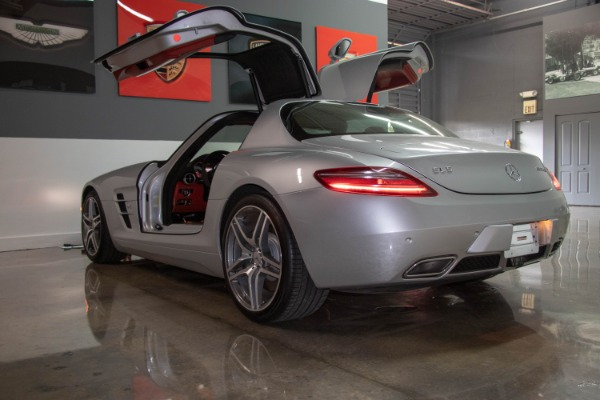 Used 2011 Mercedes-Benz SLS AMG  | Miami, FL n20