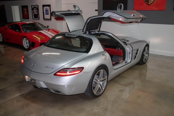 Used 2011 Mercedes-Benz SLS AMG  | Miami, FL n25