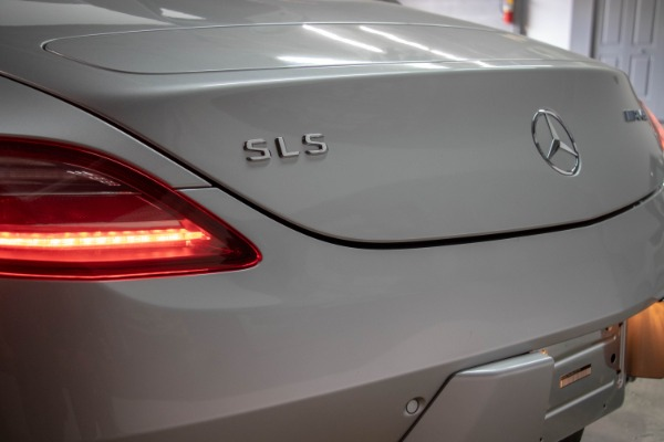 Used 2011 Mercedes-Benz SLS AMG  | Miami, FL n26