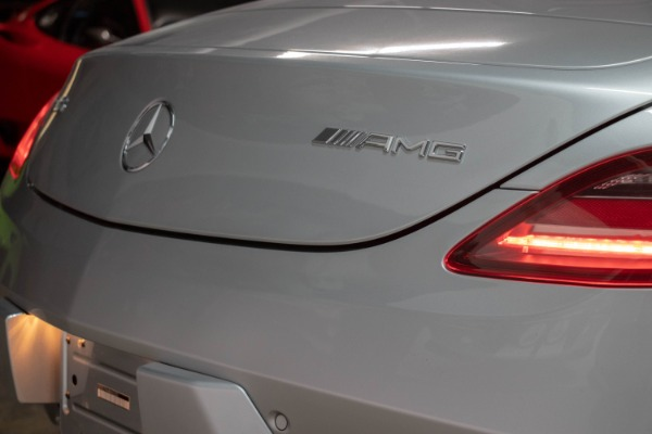 Used 2011 Mercedes-Benz SLS AMG  | Miami, FL n27