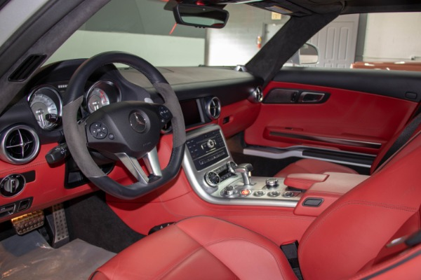 Used 2011 Mercedes-Benz SLS AMG  | Miami, FL n29
