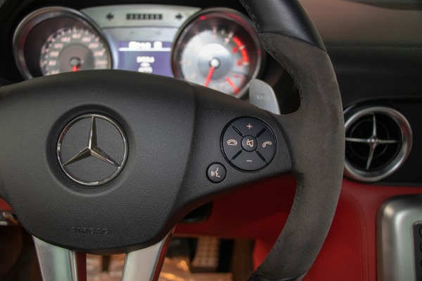 Used 2011 Mercedes-Benz SLS AMG  | Miami, FL n34