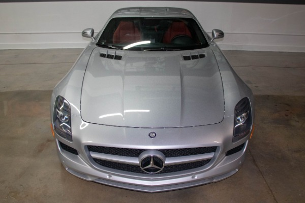 Used 2011 Mercedes-Benz SLS AMG  | Miami, FL n6