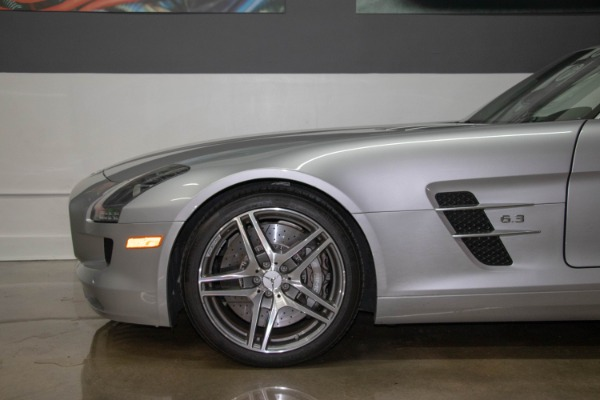 Used 2011 Mercedes-Benz SLS AMG  | Miami, FL n8