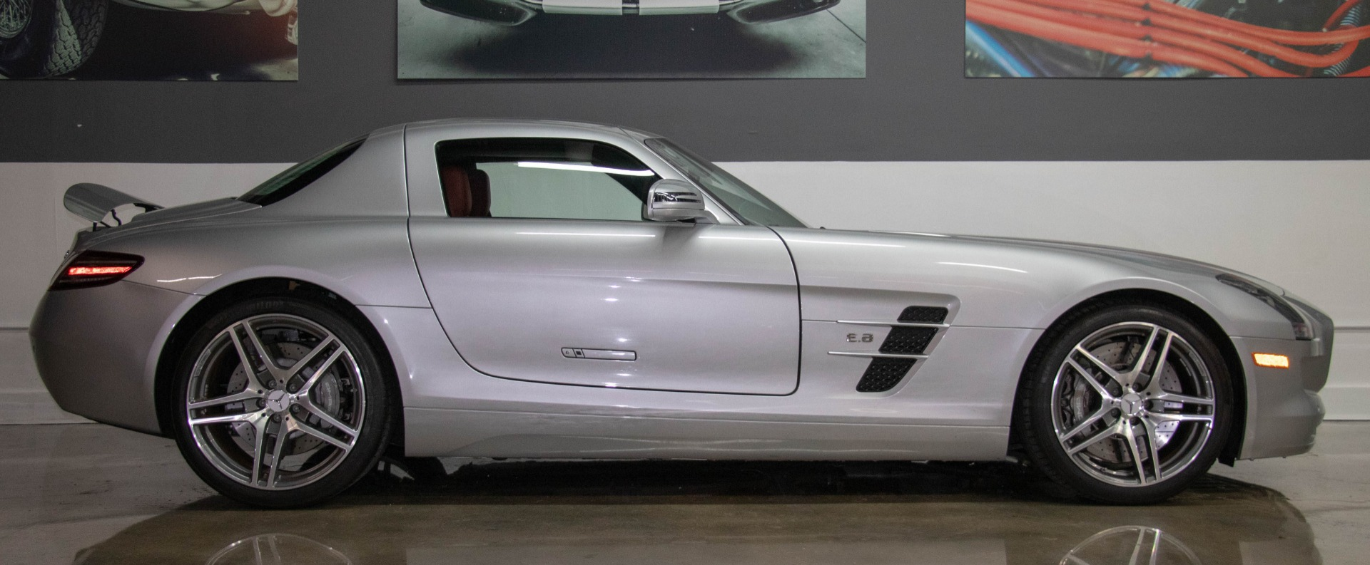 Used 2011 Mercedes-Benz SLS AMG  | Miami, FL
