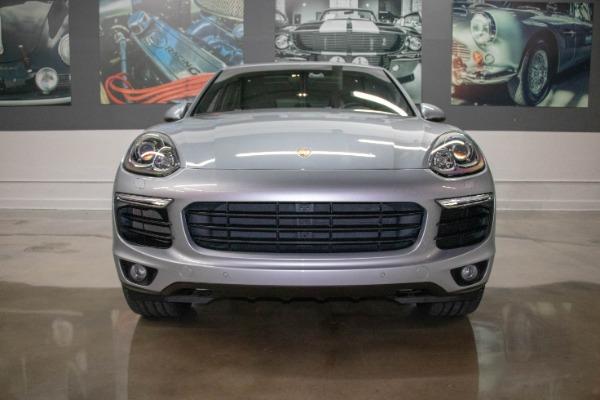 Used 2017 Porsche Cayenne S E-Hybrid Platinum Edition | Miami, FL n3