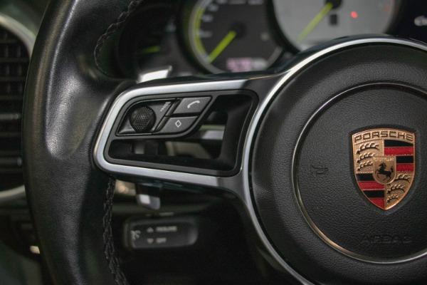 Used 2017 Porsche Cayenne S E-Hybrid Platinum Edition | Miami, FL n44