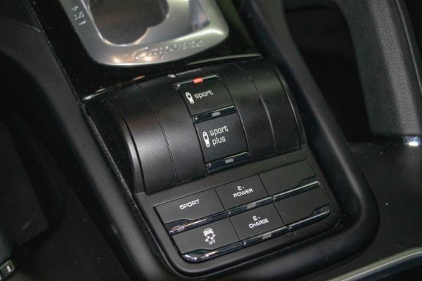 Used 2017 Porsche Cayenne S E-Hybrid Platinum Edition | Miami, FL n53