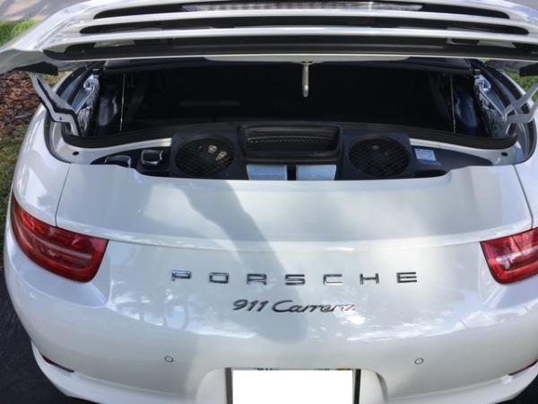 Used 2012 Porsche 911 Carrera | Miami, FL n33