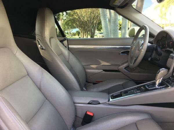 Used 2012 Porsche 911 Carrera | Miami, FL n43