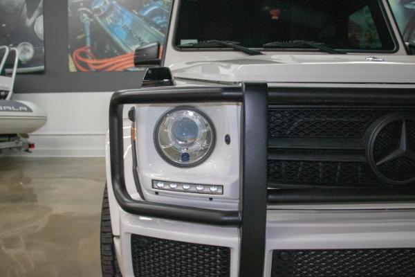 Used 2015 Mercedes-Benz G-Class G 63 AMG | Miami, FL n10