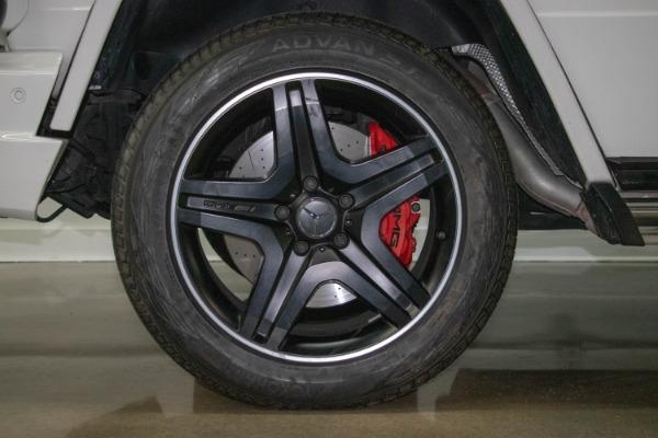 Used 2015 Mercedes-Benz G-Class G 63 AMG | Miami, FL n17