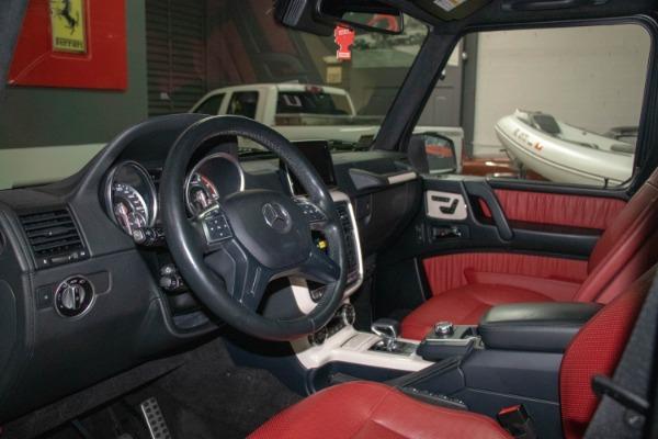 Used 2015 Mercedes-Benz G-Class G 63 AMG | Miami, FL n22