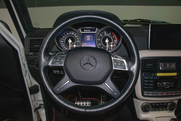 Used 2015 Mercedes-Benz G-Class G 63 AMG | Miami, FL n26