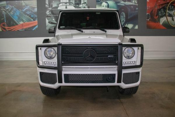 Used 2015 Mercedes-Benz G-Class G 63 AMG | Miami, FL n3
