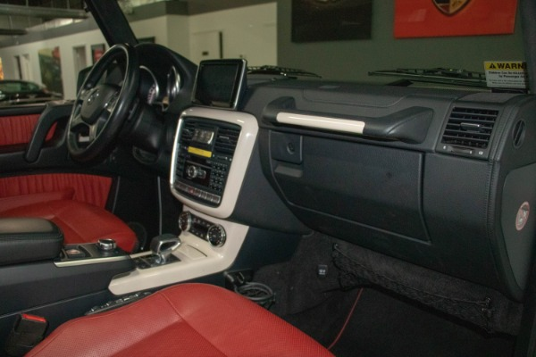 Used 2015 Mercedes-Benz G-Class G 63 AMG | Miami, FL n34
