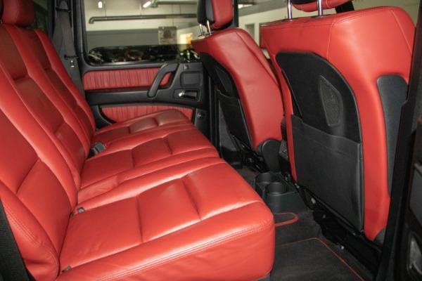 Used 2015 Mercedes-Benz G-Class G 63 AMG | Miami, FL n39