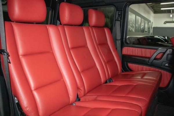 Used 2015 Mercedes-Benz G-Class G 63 AMG | Miami, FL n40