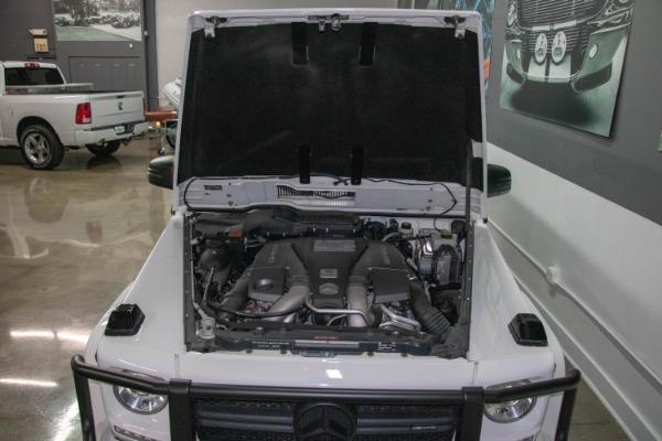 Used 2015 Mercedes-Benz G-Class G 63 AMG | Miami, FL n50