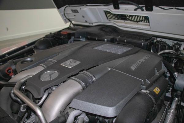Used 2015 Mercedes-Benz G-Class G 63 AMG | Miami, FL n52