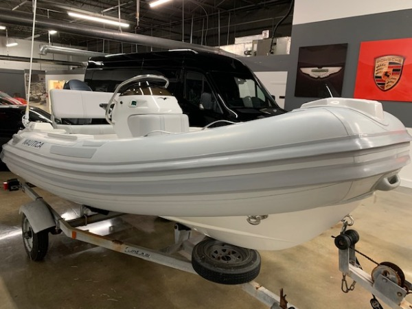 Used 2012 Nautica 13.5 Rigid Inflatable Wide Body | Miami, FL n2