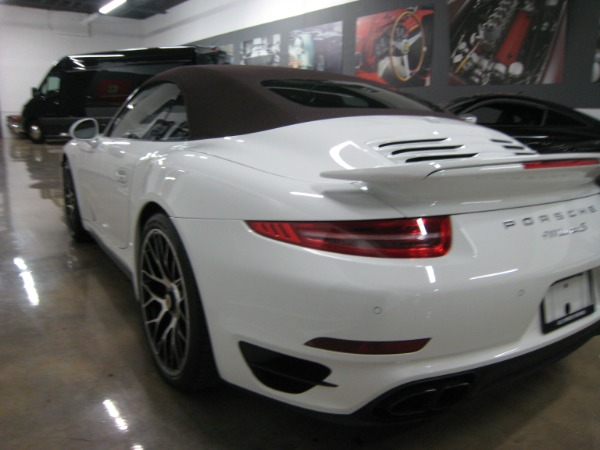Used 2014 Porsche 911 Turbo S | Miami, FL n11