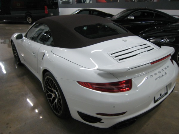 Used 2014 Porsche 911 Turbo S | Miami, FL n13