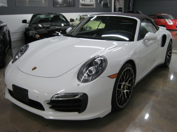 Used 2014 Porsche 911 Turbo S | Miami, FL n14