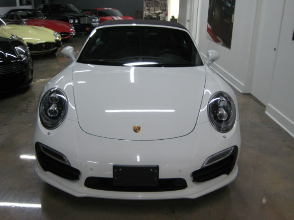Used 2014 Porsche 911 Turbo S | Miami, FL n15