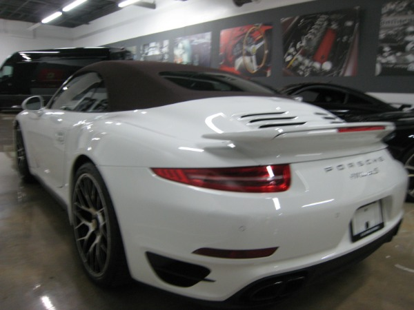 Used 2014 Porsche 911 Turbo S | Miami, FL n16