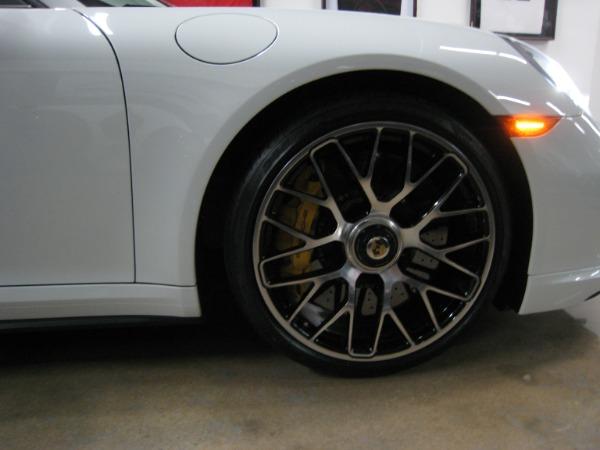 Used 2014 Porsche 911 Turbo S | Miami, FL n20