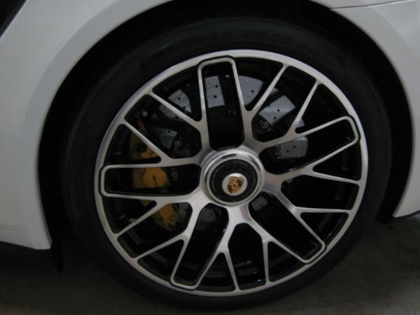 Used 2014 Porsche 911 Turbo S | Miami, FL n25