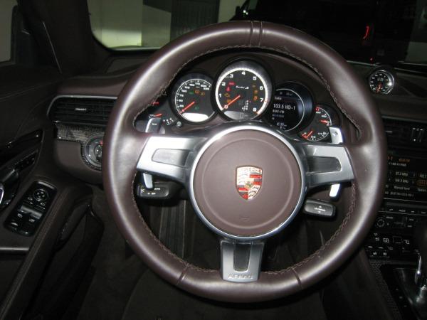 Used 2014 Porsche 911 Turbo S | Miami, FL n28