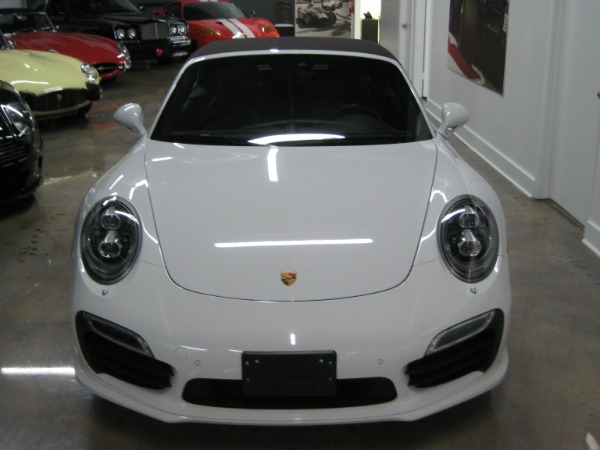 Used 2014 Porsche 911 Turbo S | Miami, FL n3