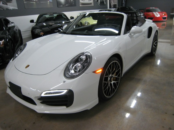Used 2014 Porsche 911 Turbo S | Miami, FL n4