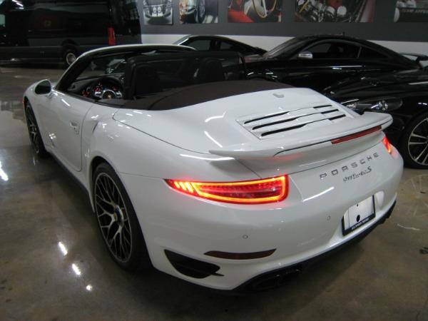 Used 2014 Porsche 911 Turbo S | Miami, FL n5