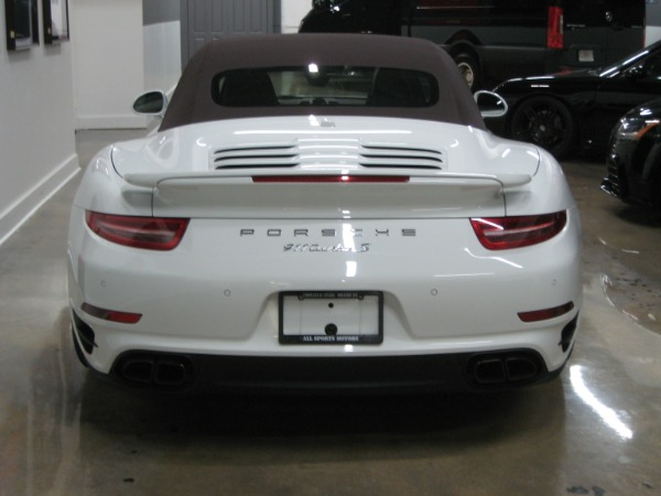 Used 2014 Porsche 911 Turbo S | Miami, FL n6