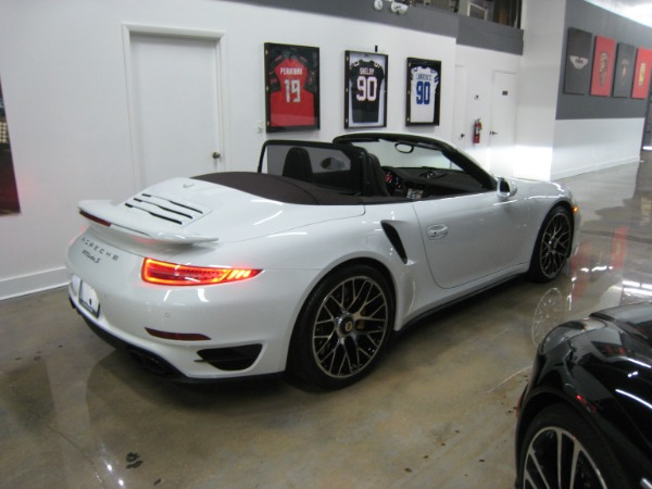 Used 2014 Porsche 911 Turbo S | Miami, FL n7