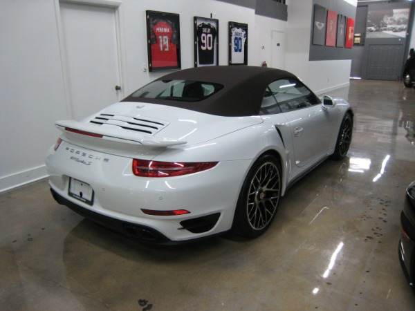 Used 2014 Porsche 911 Turbo S | Miami, FL n9