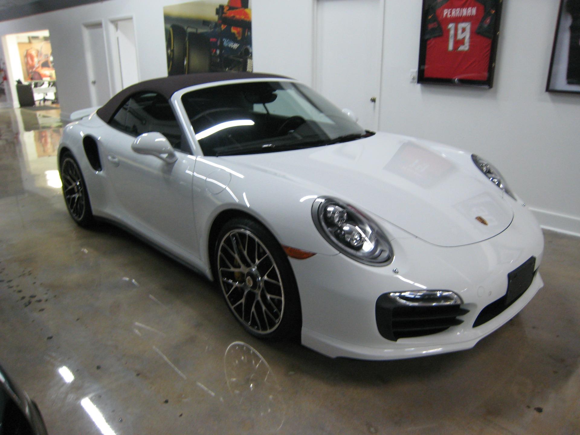 Used 2014 Porsche 911 Turbo S | Miami, FL