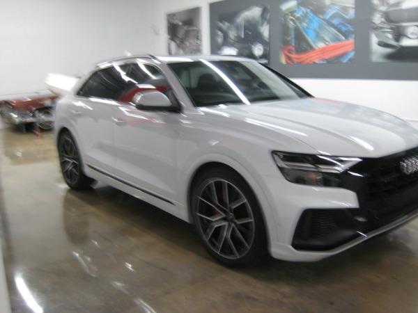 New 2020 Audi Q8 S Line 3.0T quattro Premium Plus | Miami, FL n2