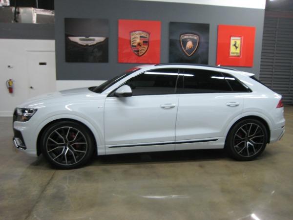 New 2020 Audi Q8 S Line 3.0T quattro Premium Plus | Miami, FL n20