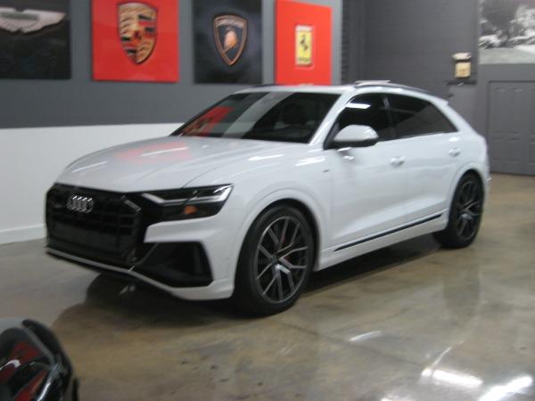 New 2020 Audi Q8 S Line 3.0T quattro Premium Plus | Miami, FL n21