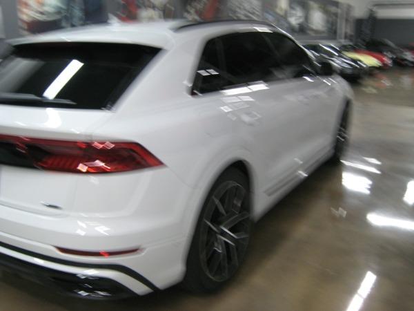 New 2020 Audi Q8 S Line 3.0T quattro Premium Plus | Miami, FL n23