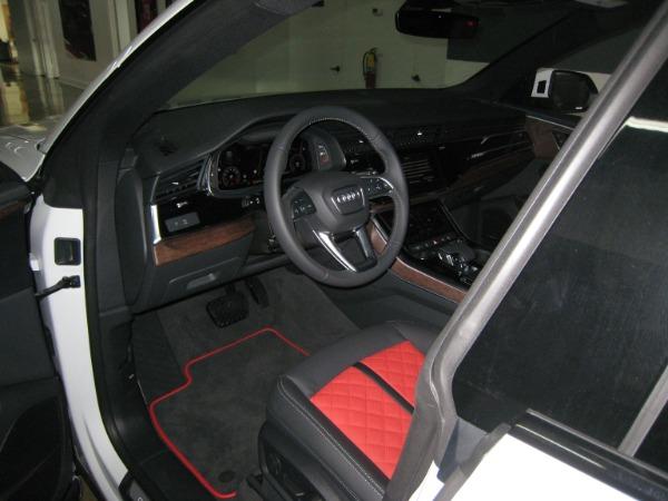 New 2020 Audi Q8 S Line 3.0T quattro Premium Plus | Miami, FL n25