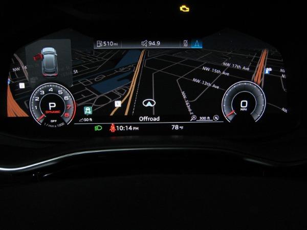 New 2020 Audi Q8 S Line 3.0T quattro Premium Plus | Miami, FL n26