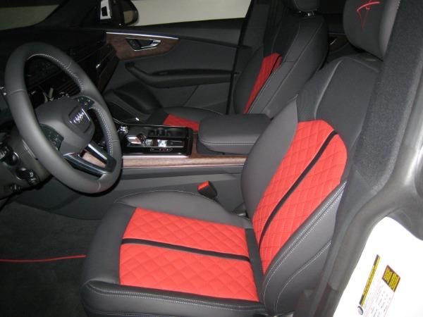 New 2020 Audi Q8 S Line 3.0T quattro Premium Plus | Miami, FL n27